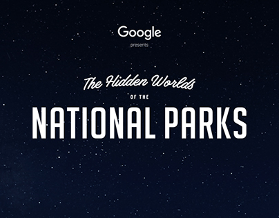 The Hidden Worlds of the National Parks
