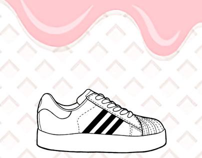 Sneakers & Ice cream