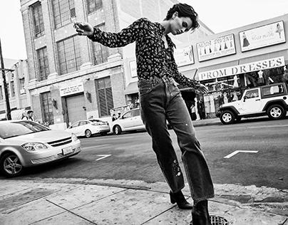 Anine Bing | Fall 2017 | Street Style
