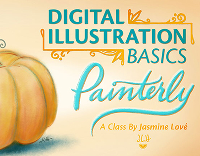 Digital Illustration Basics: Painterly (Skillshare)