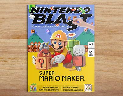 Capas Revista Nintendoblast