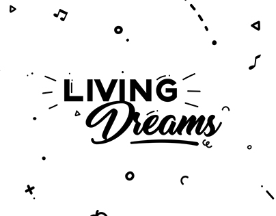 Living Dreams // CD Cover