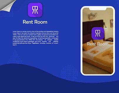 Rent Room app Design By UtkarshBhattUKB