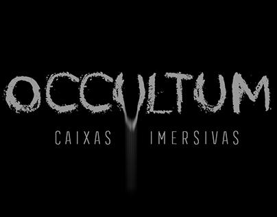 Occultum - Caixas Imersivas