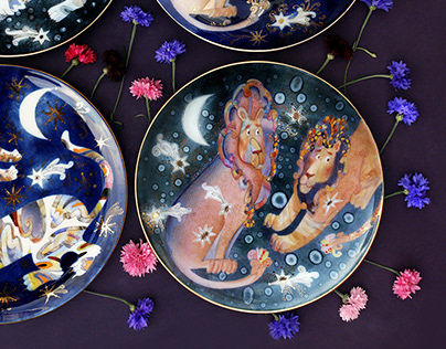 Imperial Porcelain Saint Petersburg 1744