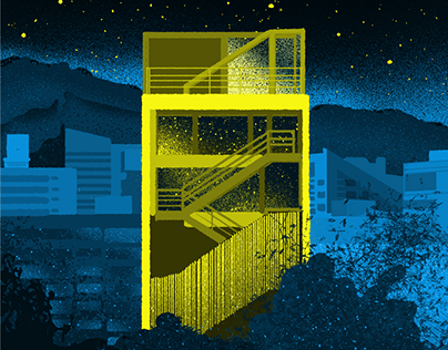 PERSONAL WORK | ARCHITECTURE ILLUSTRATION