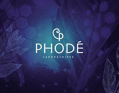PHODÉ - Brand Identity