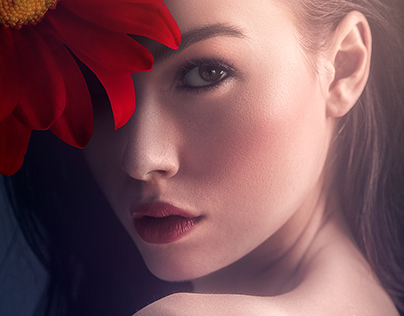 Flora / 紅