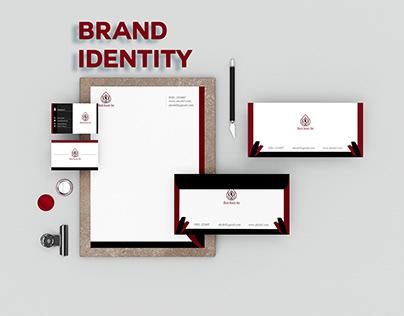Upscale Brand Identity & Stationary