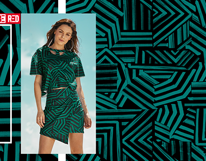 Patterns for fashion brands