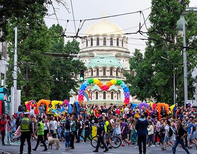 Sofia Pride 2018
