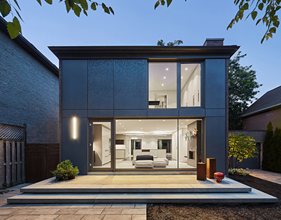 Veiled House - Toronto, Canada