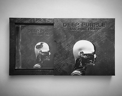 Deep Purple album I Graphic Design and Packaging