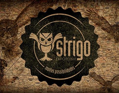 BRANDING - STRIGO EMPÓRIO BAR
