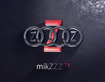 Mikzzz Tv (Sound design Youtube Logo)