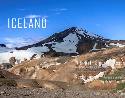 Kerlingarfjöll Volcano Mountains - Paradise on Earth