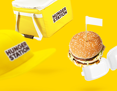 Hungerstation: Rebranding Project