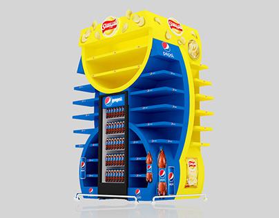 Pillar Chipsy & Pepsi