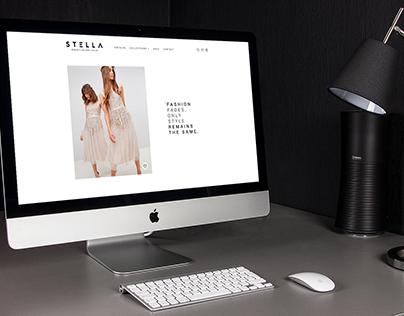 Интернет-магазин одежды/ Online shop of women's dresses