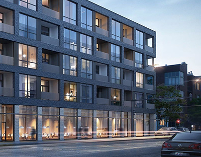 1700 N Western Ave in Chicago | CGI + Making of