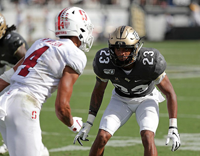 10 UCF football players choose to opt out over COVID-19