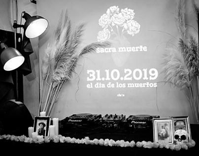 Sacra Muerte - Milano