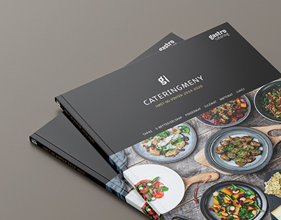 Catering Catalog 2019-2020