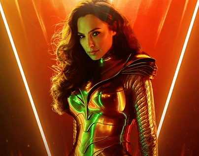 Wonder Woman 1984 - Social media campaign