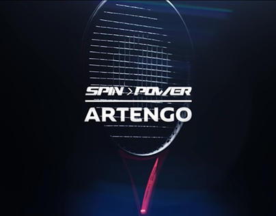 ARTENGO TOP RANGE RACKETS TR900