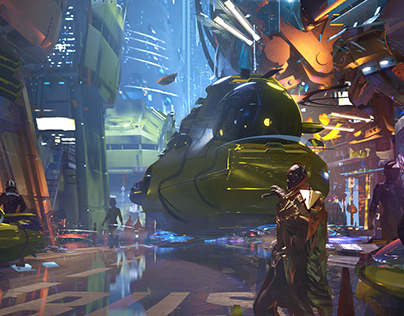 Future Visions ( 2020 year )