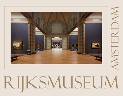 Rijksmuseum (Redesign Concept)