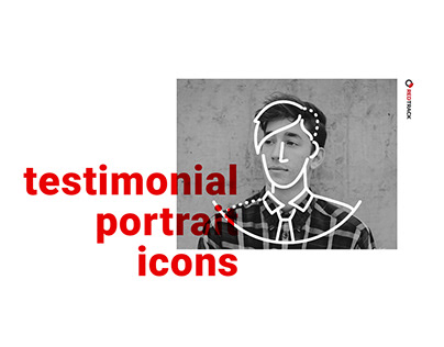 Testimotional icons for Redtrack.io