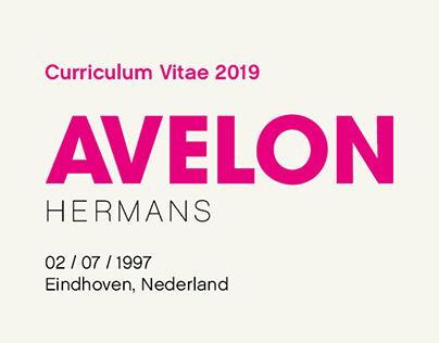 Curriculum Vitae 2019 update