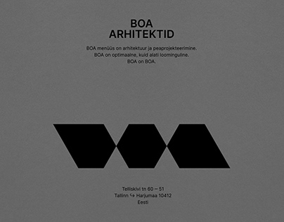 BOA arhitektid