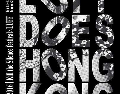 LUFF DOES HONG KONG
