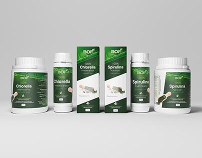 BOF - Packaging design