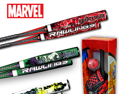 Baseball Bat Packaging & Design