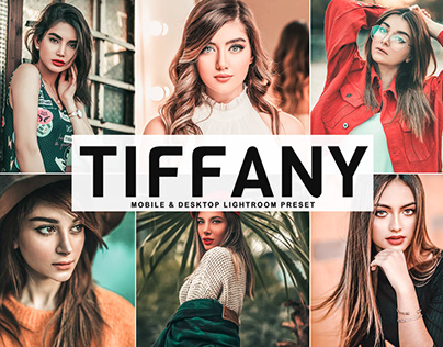 Tiffany Mobile & Desktop Lightroom Preset
