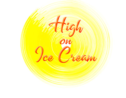 Logo and Graphic Design for Online Ice Cream store