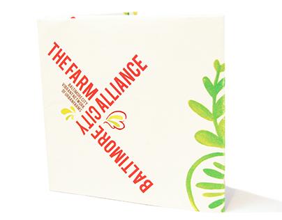 CSA Farm Alliance Baltimore Brochure