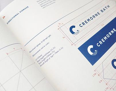 Cremorne Bath: Brand Guidelines