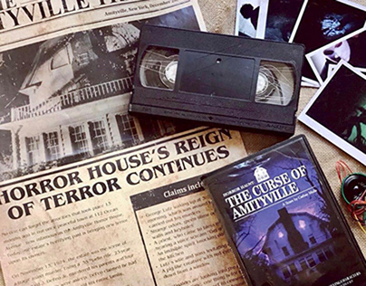 Horror Haunt: The Curse of Amityville Influencer Event