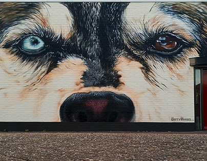 Murals that make places hard to miss
