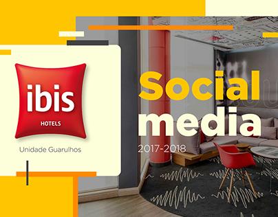 Hotel Ibis - Social Media