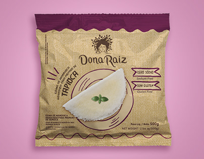 Dona Raiz - Projeto Conceitual