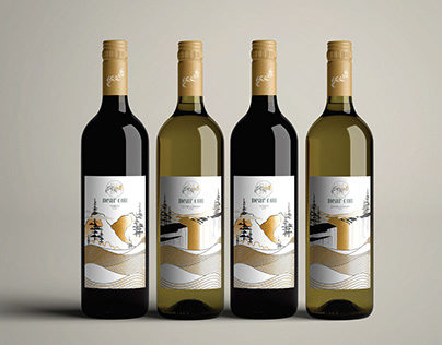 DEAR CON | Wine Packaging Project