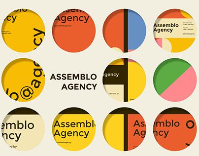 Assemblo agency (Brand Identity)
