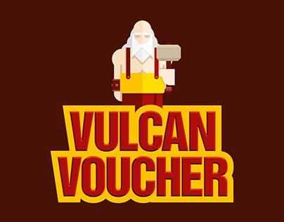 Vulcan Voucher - Brand