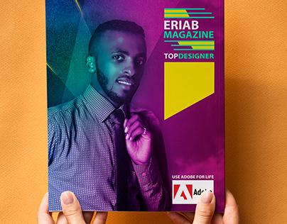 ERIAB MAGAZINE COVER