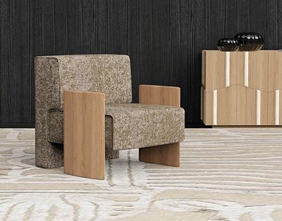 Lele Lounge Armchair